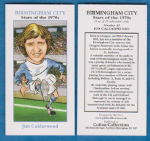 Birmingham City Jimmy Calderwood 15